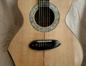 Ziricote Accoustic Guitar