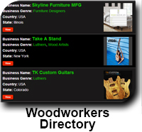 Woodworkers Directory