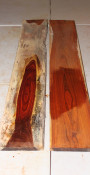 Cocobolo Bookmatch Boards