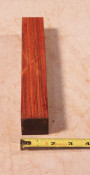Cocobolo Turning Blank