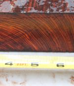 COCOBOLO BOWL BLANK